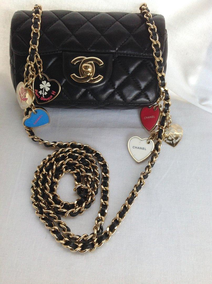 4b50867fb395 Chanel mini Valentine Limited Edition · Chanel mini Valentine Limited  Edition ...