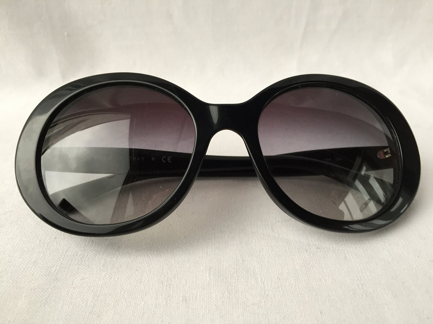 Chanel Style Sunglasses  chanel black sunglasses oval jackie o style www chanelvintage net